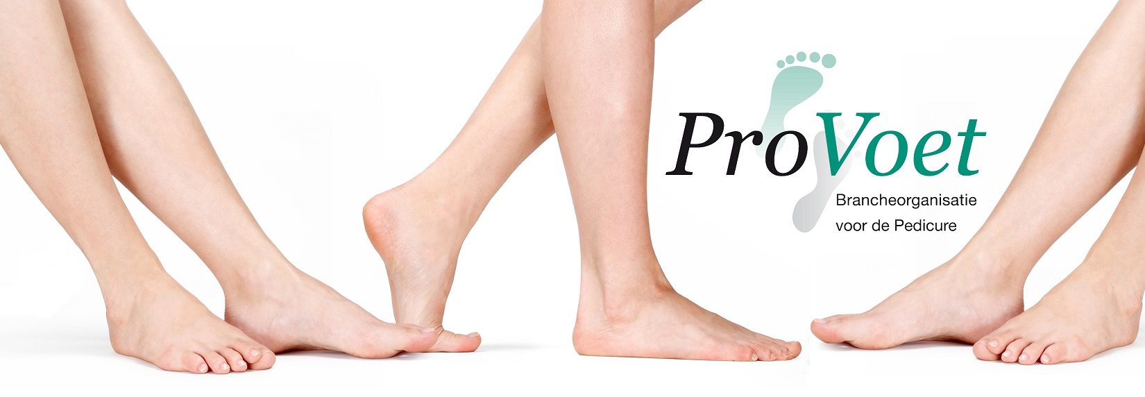 Pedicure - Nathalie is aangesloten          bij ProVoet